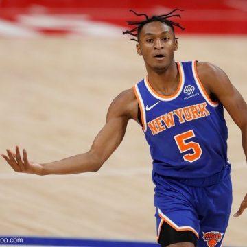 Les Knicks chutent à Portland malgré Quickley!