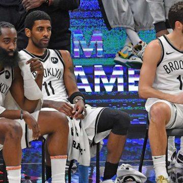 Une équipe de Brooklyn Nets à double visage !