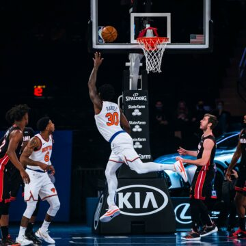 Miami Heat freine les Knicks.